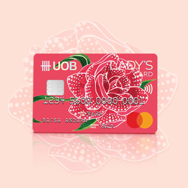 Lady's Card