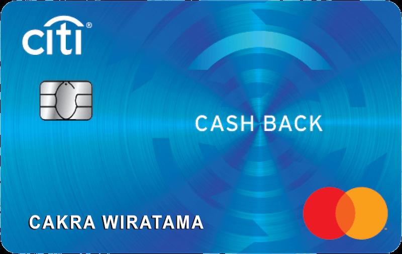Kartu Kredit Citibank Kartu Kredit Citi Cashback Tokopedia
