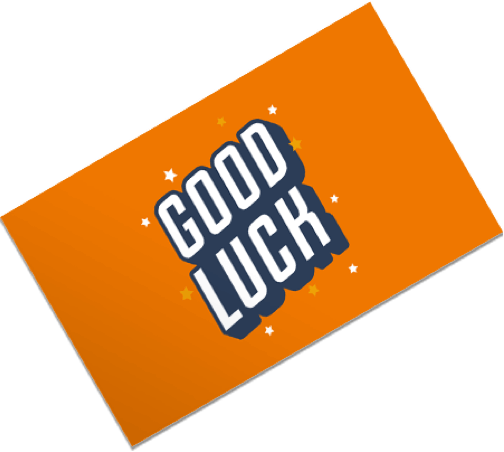 Card Good Luck