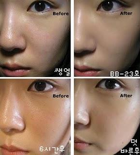 result BB cream