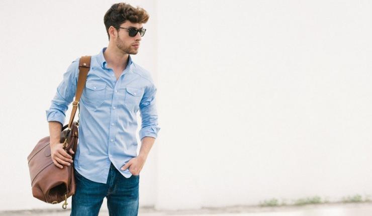tips memilih kemeja pria