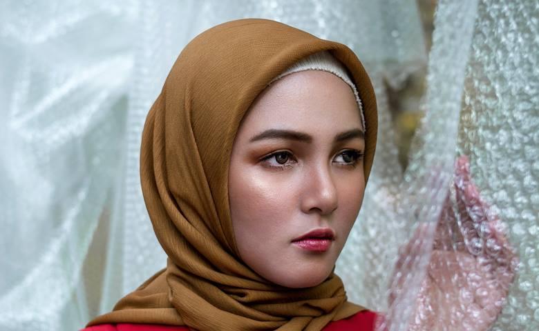 Hijab Corn Skin