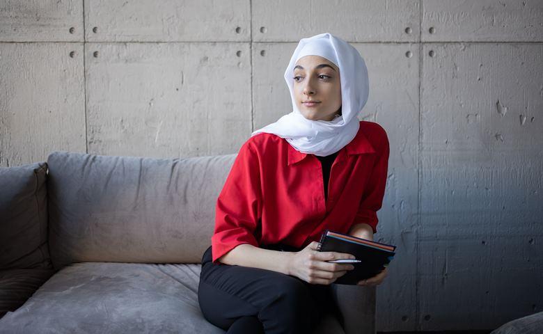 Hijab Cashmere
