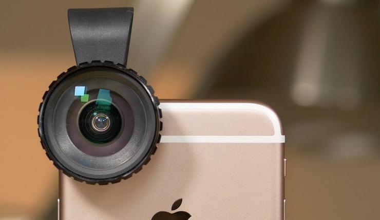 jenis lensa tambahan untuk smartphone