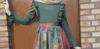 8 Inspirasi Tampil Stylish Dengan Gaya Hijab Vintage