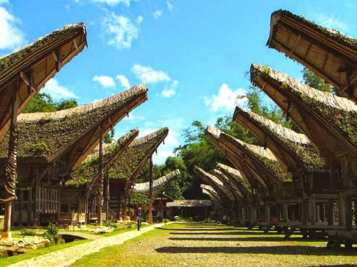 Objek wisata Indonesia yang Mendunia