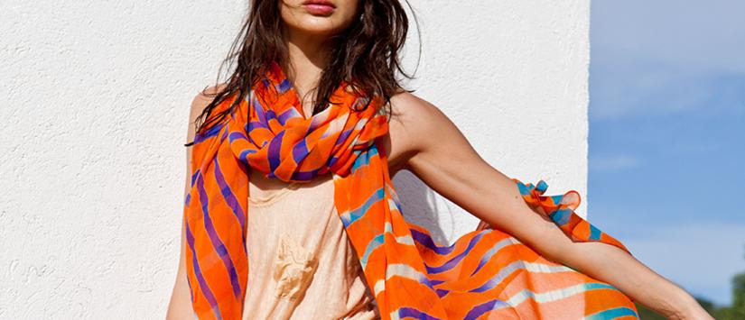 blog tokopedia - cara memakai syal agar terlihat modis