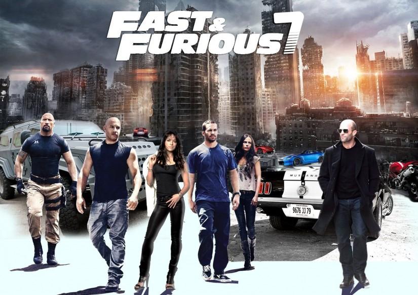 Penggemar Setia Film Fast and Furious? Ini Dia 6 Fakta Unik Film Fast and Furious 7!-perubahan cerita