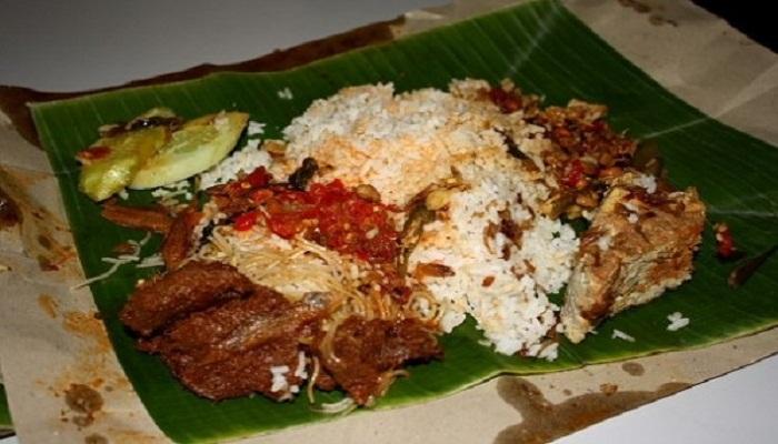makanan khas indonesia yang namanya unik - nasi kentut medan