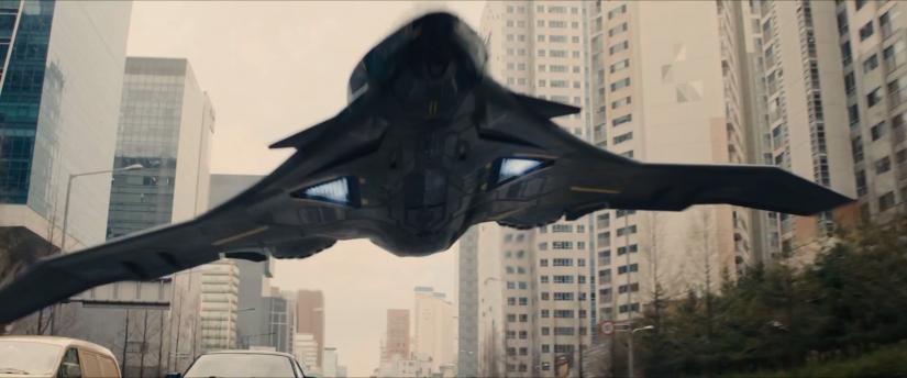 Avengers 2: Ini Dia 11 Fakta Seru Film Age of Ultron! -  Design pesawat tempur lebih dinamis dan canggih lho!