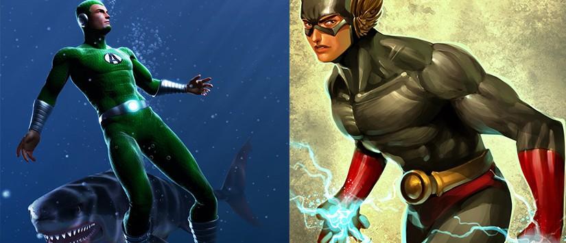 Masih Ingat Dengan 10 Superhero Asli Indonesia ini?