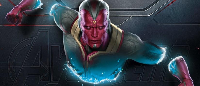 """Avengers 2: Ini Dia 11 Fakta Seru Film Age of Ultron! - Karakter """"Vision"""" adalah kartu AS di film Age of Ultron!"""