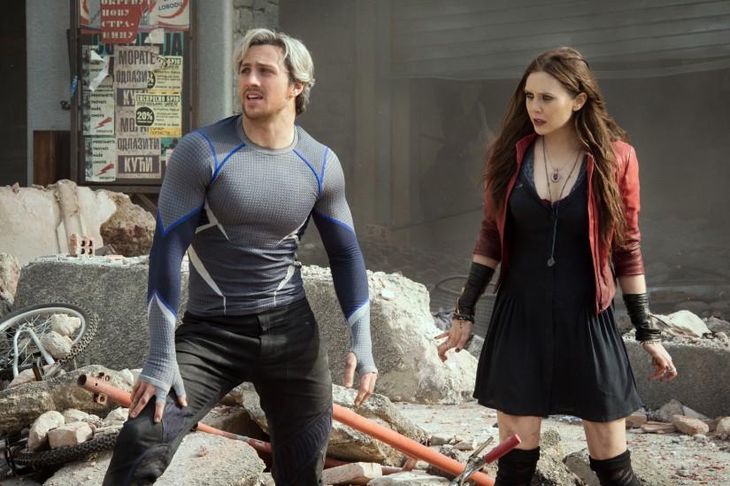 Avengers 2: Ini Dia 11 Fakta Seru Film Age of Ultron! -  Ada 2 karakter baru Pietro ( Quicksilver ) & Wanda ( Scarlet Witch )