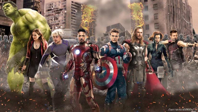 Avengers 2: Ini Dia 11 Fakta Seru Film Age of Ultron! - Di film Age of Ultron ada scene yang shooting di Korea Selatan