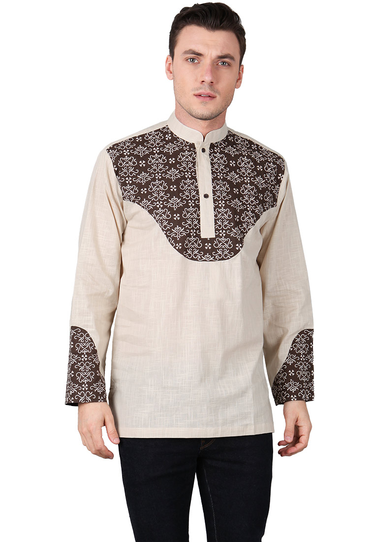 Baju Koko Muslim Terbaru Untuk Pria