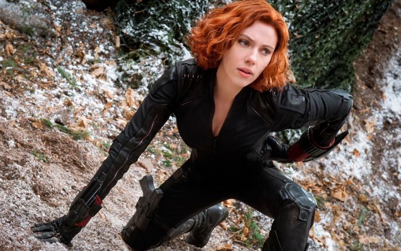 Avengers 2: Ini Dia 11 Fakta Seru Film Age of Ultron! - Black Widow juga mendapatkan senjata yang lebih canggih
