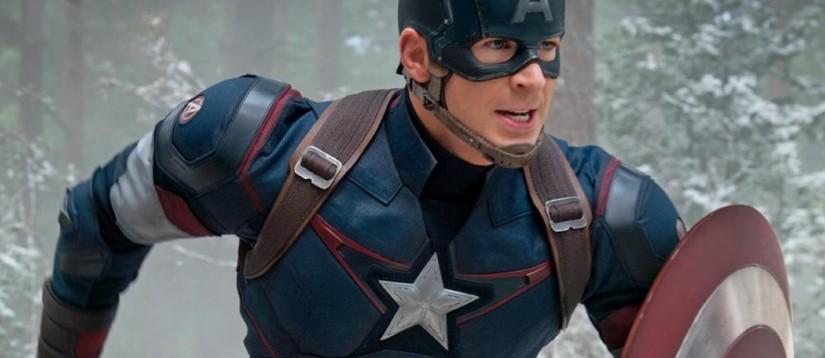 Avengers 2: Ini Dia 11 Fakta Seru Film Age of Ultron! -   Kini perisai Kapten Amerika menggunakan magnet