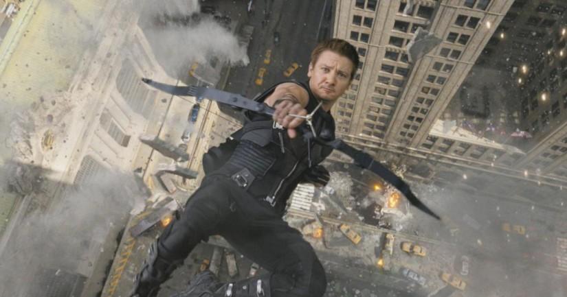 Avengers 2: Ini Dia 11 Fakta Seru Film  - Age of Ultron!Disini Hawyeke memiliki anak panah yang lebih canggih