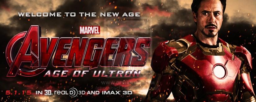 Avengers 2: Ini Dia 11 Fakta Seru Film Age of Ultron!