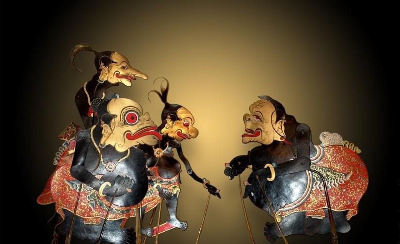 warisan budaya indonesia yang mendunia - wayang