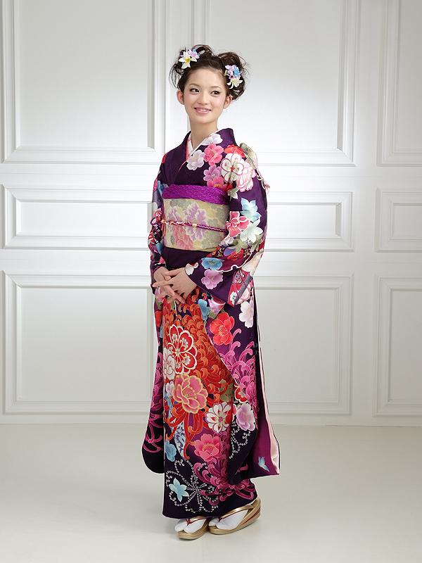 Jenis Kimono Jepang Yang Menjadi Trend Dunia Area Wanita