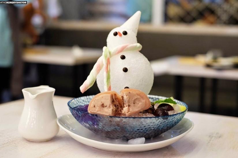 Ini Dia 7 Cafe dengan Ice Cream Terunik di PIK, yang Wajib Kamu Coba! - Shirayuki Cafe