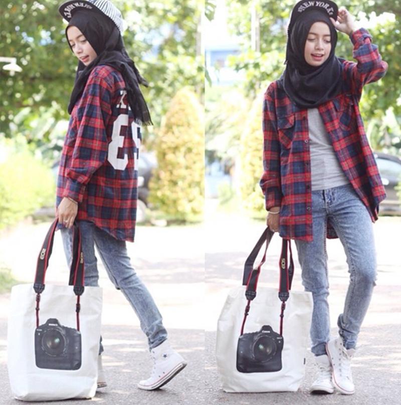 5 Tips Fashion Hijab Super Nyaman Para Hijabers Wajib Tau