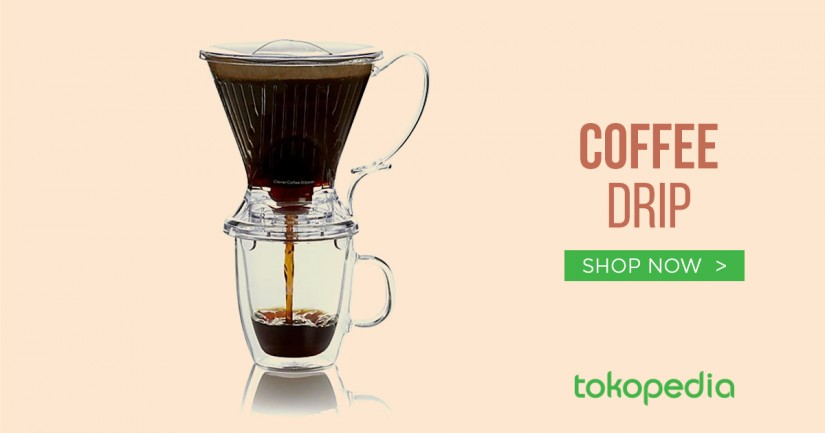 JUAL COFFEE DRIP