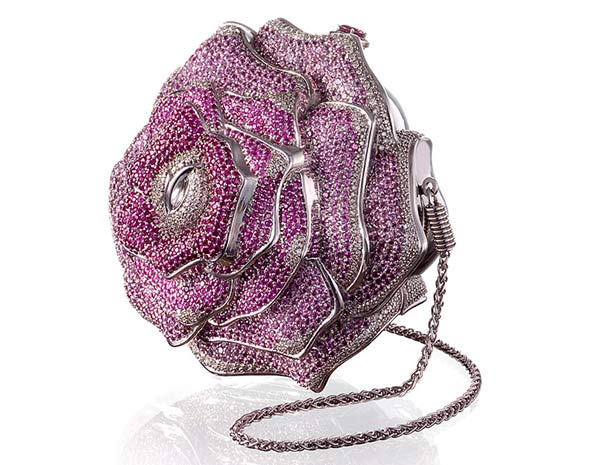 tas termahal di dunia - Leiber Precious Rose Bag