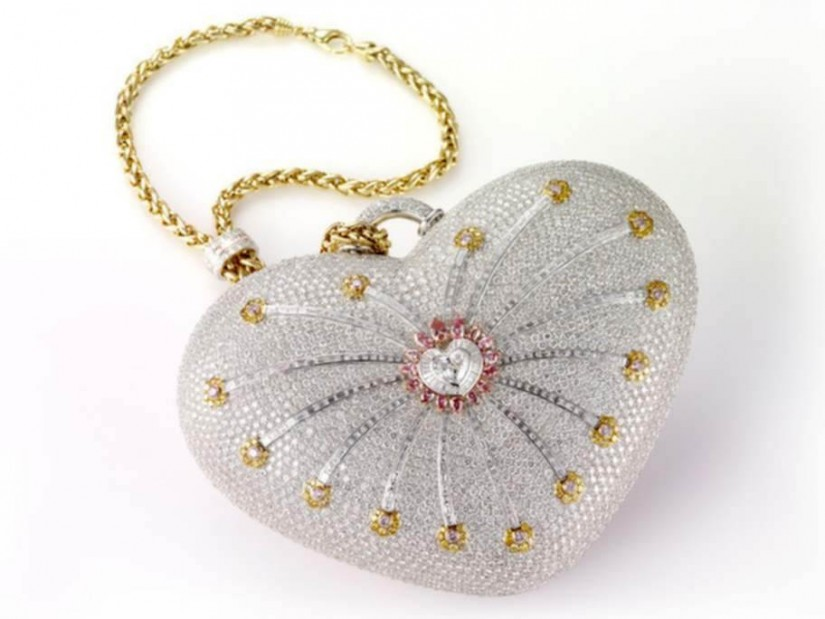 tas termahal di dunia - Mouawad 1001 Nights Diamonds Purse