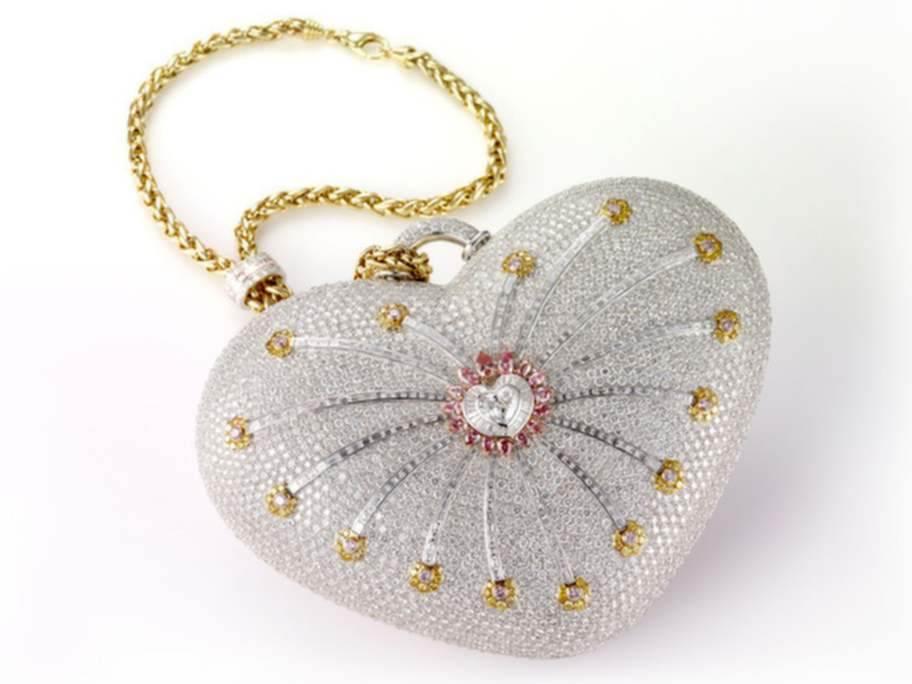 tas termahal di dunia - Mouawad 1001 Nights Diamonds Purse 6df25c7948
