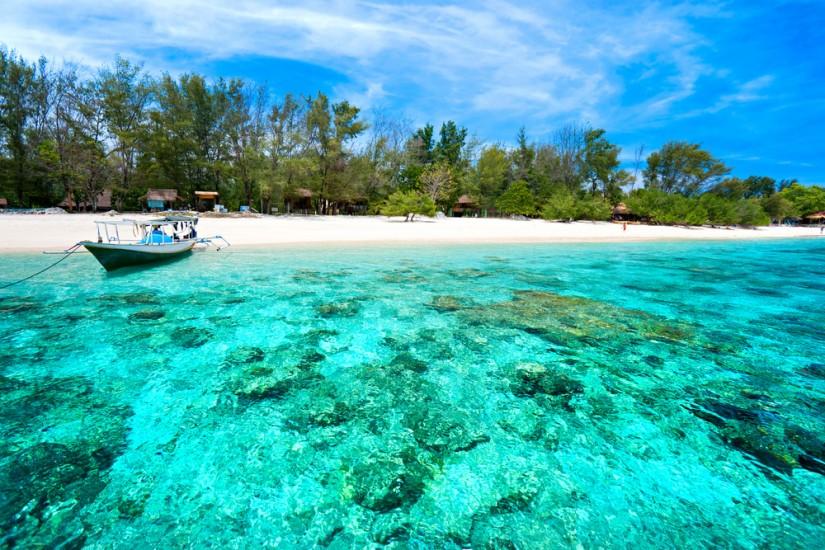 tempat wisata yang wajib dikunjungi saat berlibur ke lombok - gili trawangan
