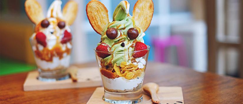 Ini Dia 7 Cafe dengan Ice Cream Terunik di PIK, yang Wajib Kamu Coba!