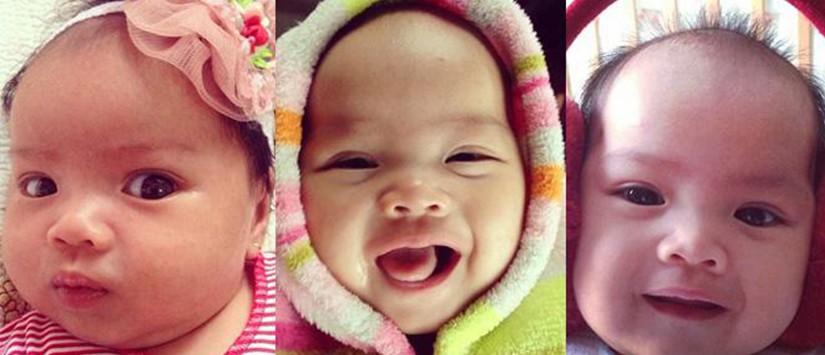 Mungil dan Menggemaskan, Ini Dia Deretan Bayi Selebritis Indonesia Yang Punya Banyak Fans