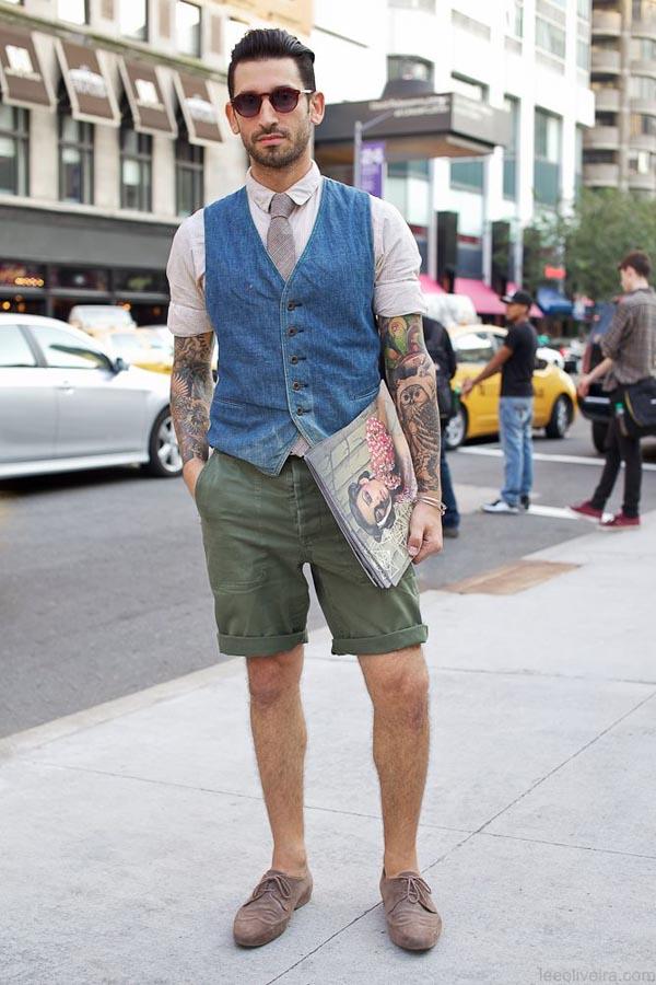 fashion pria tampil keren dengan celana pendek bisa kok asalkan tokopedia blog