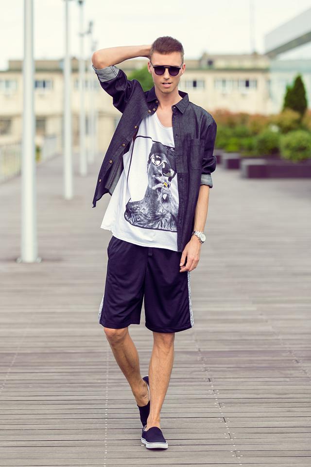 Fashion Pria Tampil Keren dengan Celana Pendek? Bisa Kok Asalkan... - Tokopedia Blog