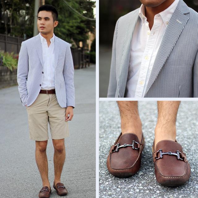 Fashion Pria: Tampil Keren dengan Celana Pendek? Bisa Kok