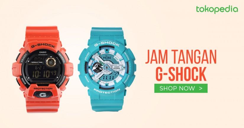 jual jam tangan casio g-shock murah