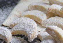 resep kue putri salju, cara membuat kue putri salju, bahan bahan kue putri salju, resep dan cara membuat kue putri salju