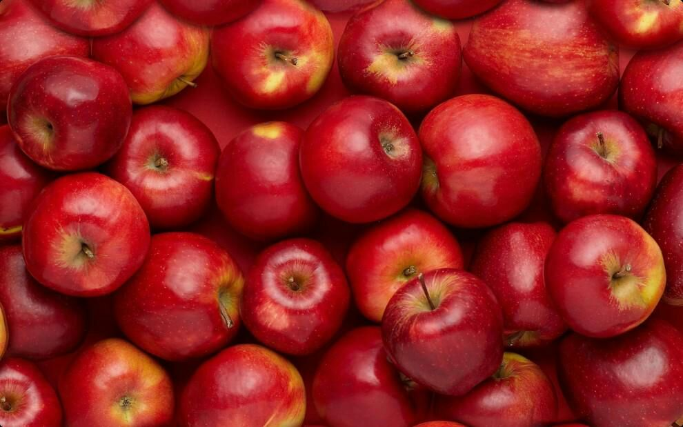Tips and Tricks Choosing the Fresh Fruit - Apples