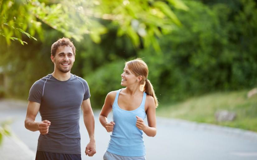 aktivitas sederhana dengan pasangan - olahraga