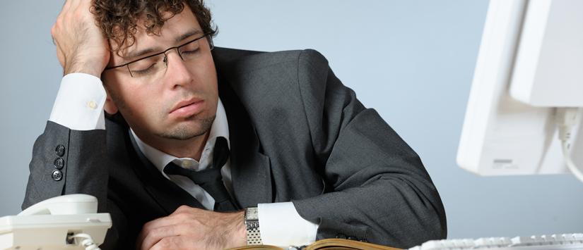 blog tokopedia - cara mengatasi rasa ngantuk di kantor