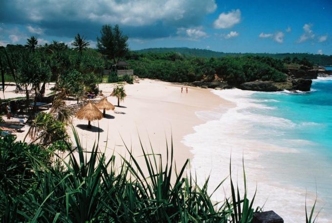 6 pantai tersembunyi di bali - dream beach