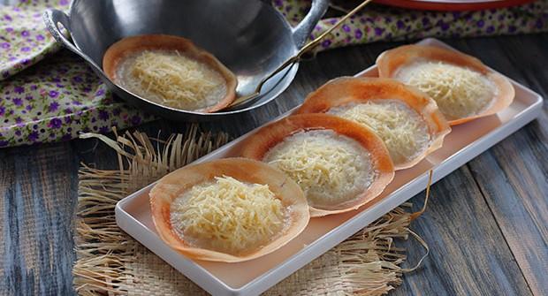 kuliner khas solo - serabi notosuman