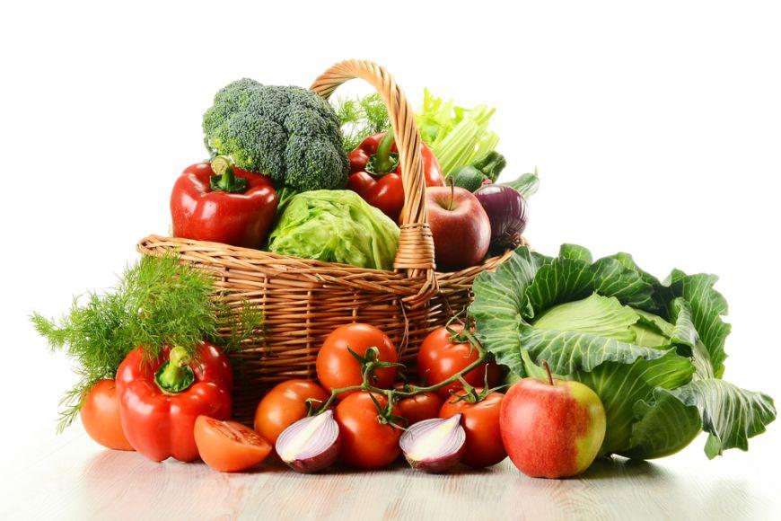 tips diet sehat dan cepat - perbanyak konsumsi makanan berserat