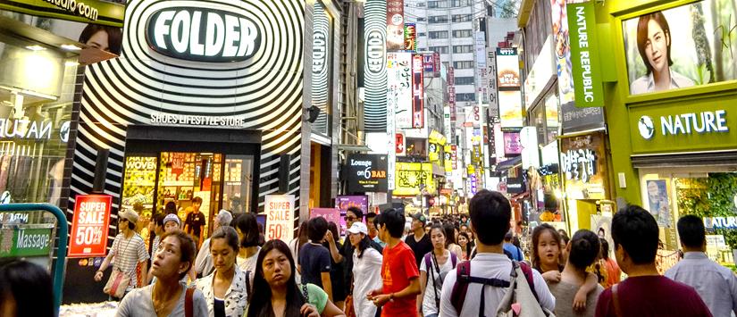 5 Surga Belanja di Korea Selatan yang Wajib Kamu Datangi