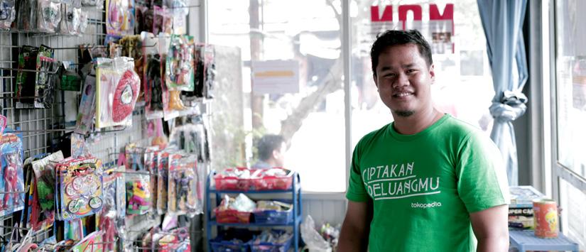 Fahrudin, Mantan Cleaning Service yang Berhasil Menciptakan Peluang dengan Jualan Mainan via Online