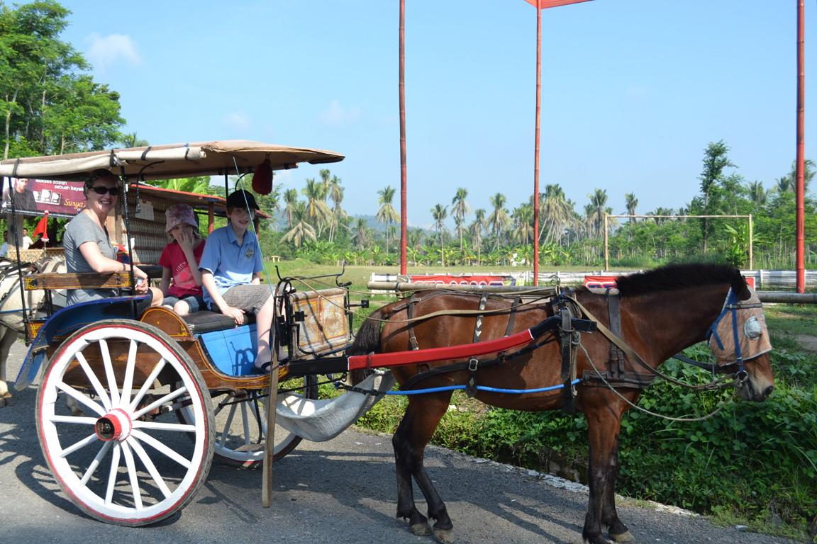 Indonesia Itu Kaya Dan Unik Alat Transportasi Tradisional Ini