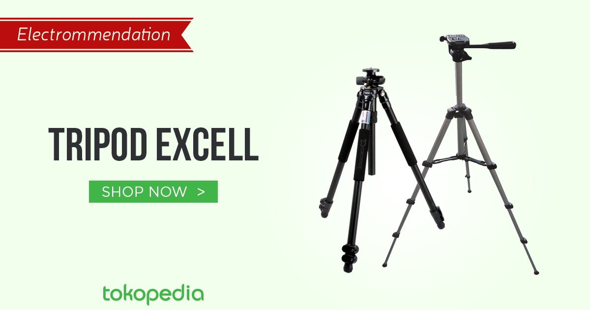 JUAL TRIPOD EXCELL