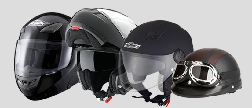 Blog_Buat Pengendara Motor Yuk Kenali Jenis Helm dan Tingkat Keamanannya_825x355px